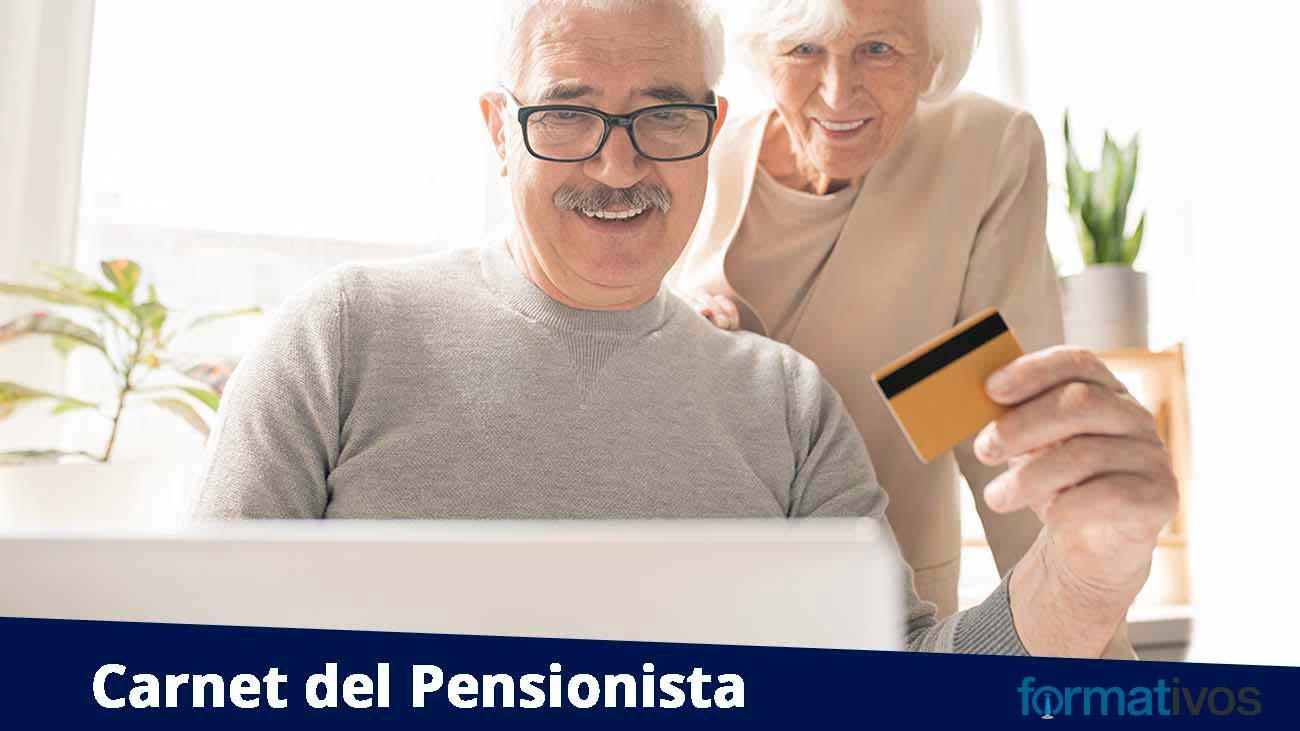 como solicitar el carnet del pensionista